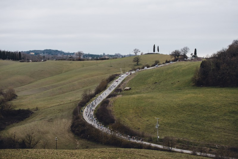 Strade Bianche Donne 2017