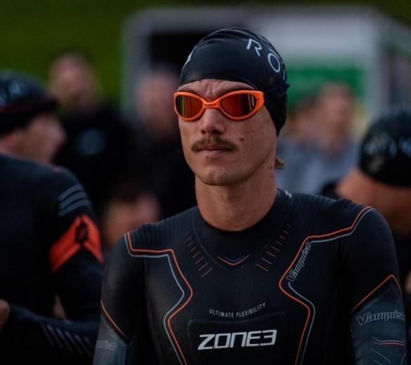 Josh Amberger How to Swim Like Josh Amberger