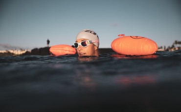 Deep dive into cold water swimming: the kit you need