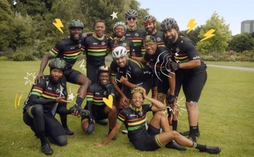 Black Cyclists Network: Their Story and Kit Drop