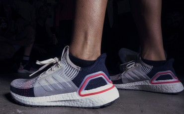 Introducing the adidas UltraBOOST 19. Recoding running.