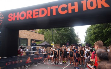 Eight reasons to try an adidas City Run