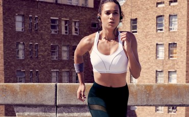 Why a sports bra is the number one piece of kit for active women