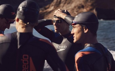 How to change your swim technique for the open water