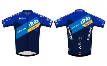 dhb unveil Canyon dhb p/b Soreen jersey after extending partnership