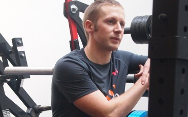 Jason Kenny's Olympic Workout
