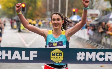 8 top tips to make your first half marathon a success