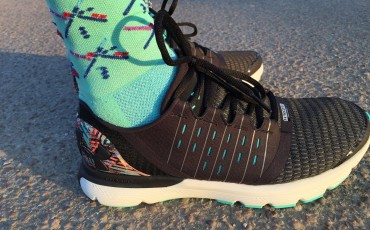 Staff Review - Under Armour Speedform Europa City Record Shoes