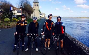 Christina's triumphant training break in France!