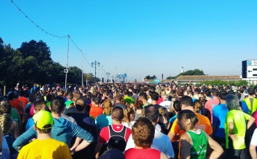 How Wiggle beat their best at the Great South Run