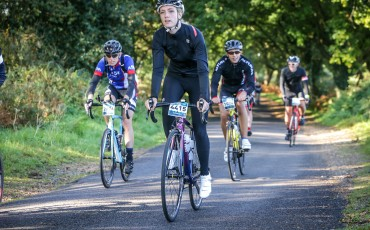Riding my first Sportive