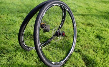 Staff Review - Novatec CXD Clincher Disc Brake Wheelset