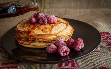 Get a protein boost this Pancake Day