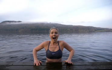 Why you need to try cold water swimming