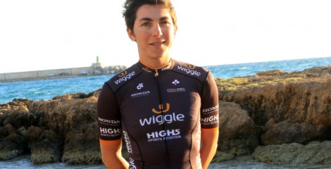 Giorgia Bronzini rider photo