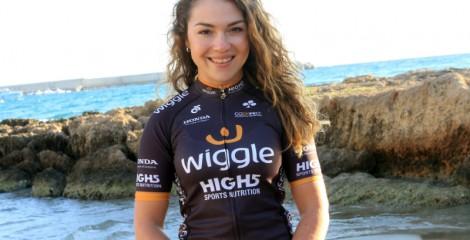 Lucy Garner rider photo